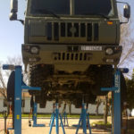 Military engine lifted by SEFAC S3