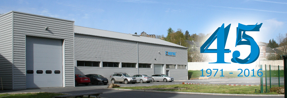 SEFAC, manufacturer for 45 years