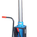 Vehicle and transmission jack CF. 6150