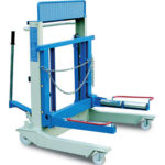 Wheel dolly RAH227