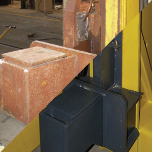 Reconditioning of rail car lifting jacks