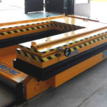 SEFAC lifting table for bogies