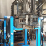 SEFAC PMX mobile column lifts
