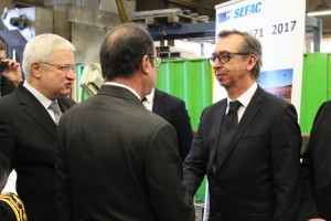 French-President-visited-the-SEFAC-factory-4
